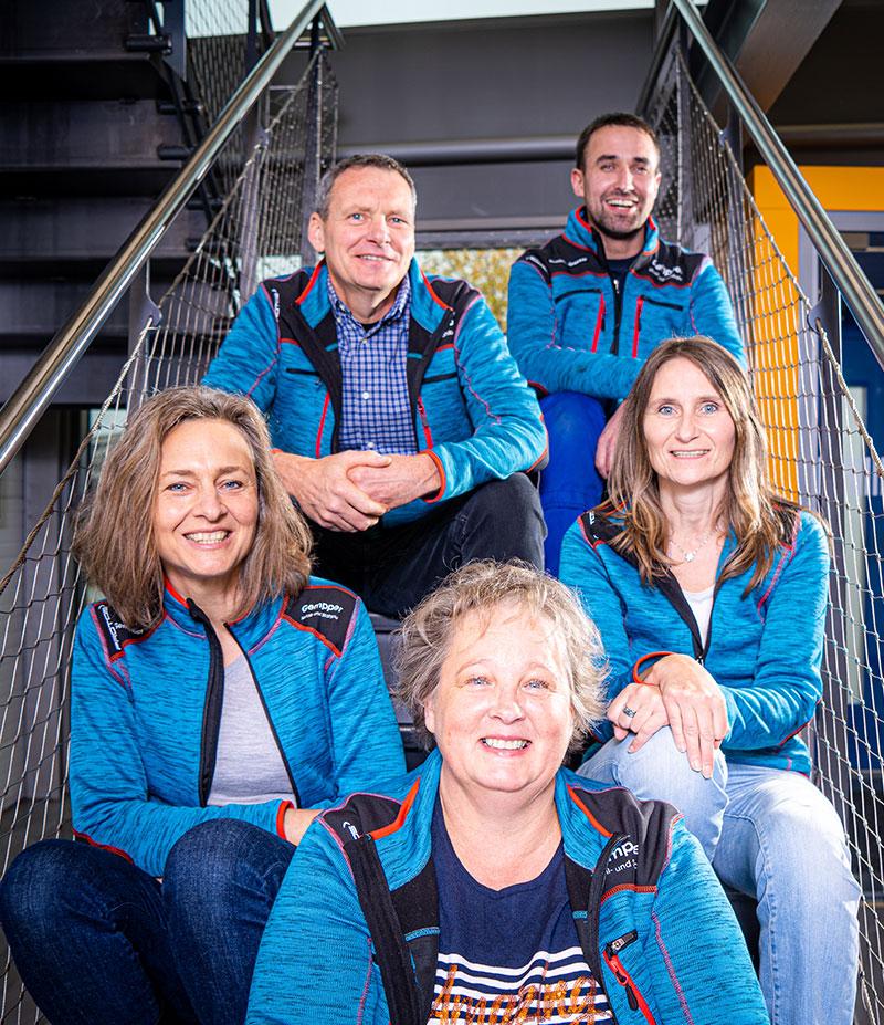 Gempper Stahlbau Team